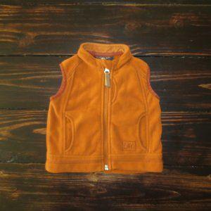 REI Fleece Vest ~ Size 12 Months